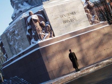 Riga Latvia Freedom Monument