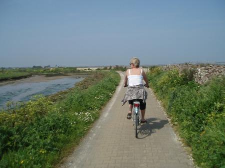 Ile de Rey Cycling La Rochelle