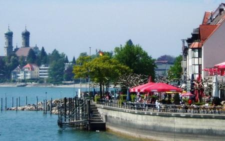 Friedrichshafen Germany Lake Constance Bodensee