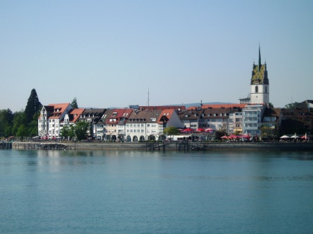 Friedrichshafen Lake Constance Bodensee Germany