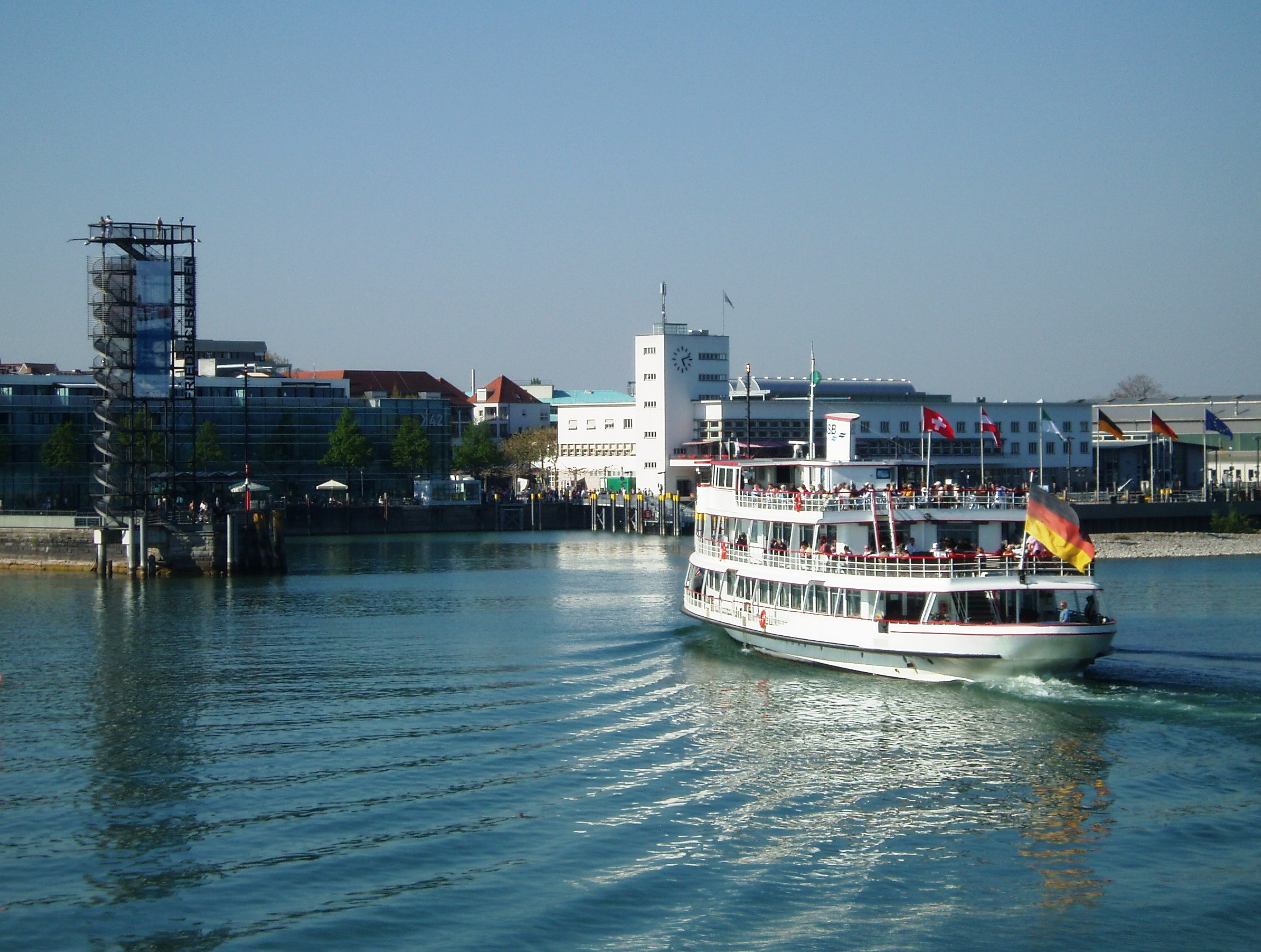 Friedrichshafen Germany  city photos : Germany, Friedrichshafen to Romanshorn by Ferry | Another Bag, More ...