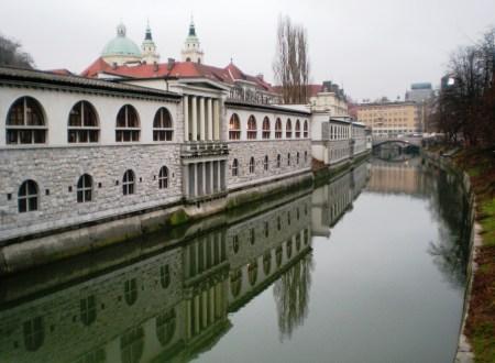 Ljubljana, The Ljubljanica Rive