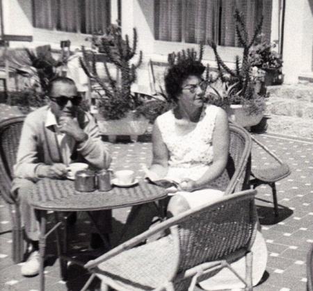 Benidorm circa 1960
