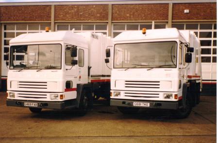 Onyx UK Wycombe Refuse Vehicles
