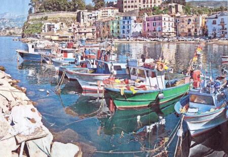 Sorrento Harbour Italy