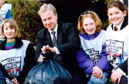 Cory Environmental Sponsored Litterpick