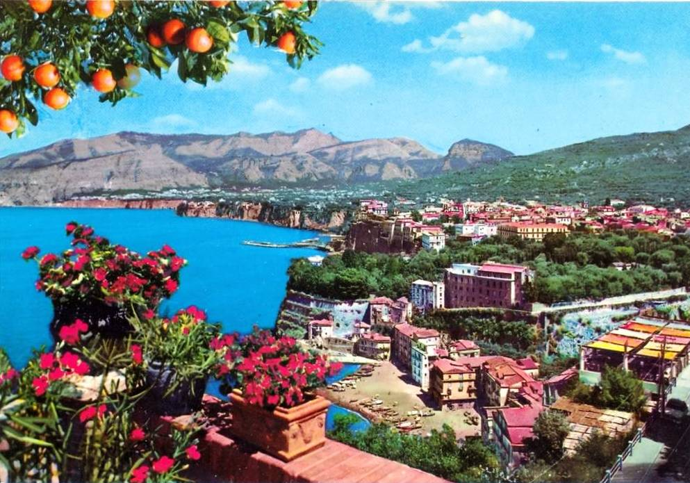 Capri Have Bag Will Travel