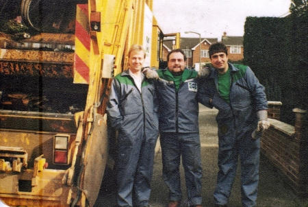 Bin Men Gedling Cory Environmental Team