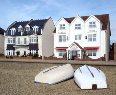 Camelia Hotel Westcliffe-on-Sea
