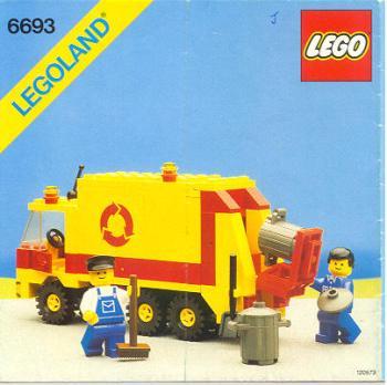Lego Refuse