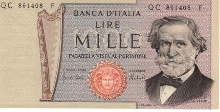 million lire
