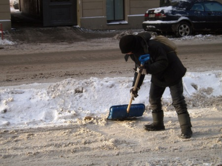 Riga Snow Clearing