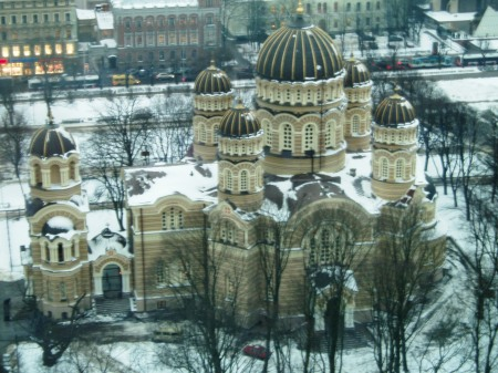 Riga Orthodox Cathedral