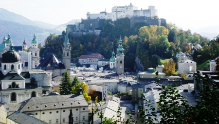 Salzburg 043 Austria Early Morning