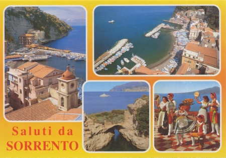 Sorrento Postcard