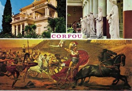 Corfu Achillion
