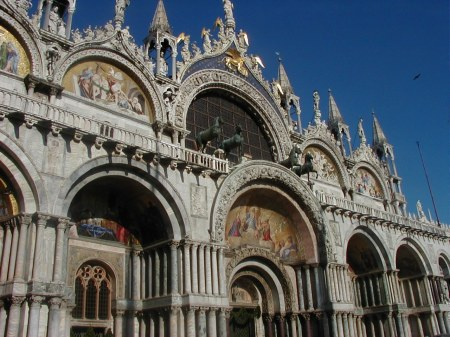 St Mark's Cathedral Venice