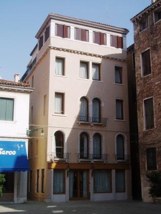 Hotel Anastasia Venice Italy