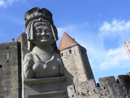La Cité Carcassonne France