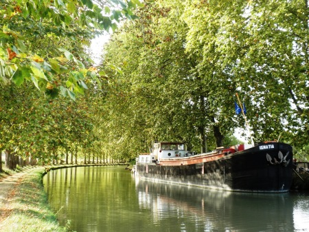 Canal du Midi Beziers