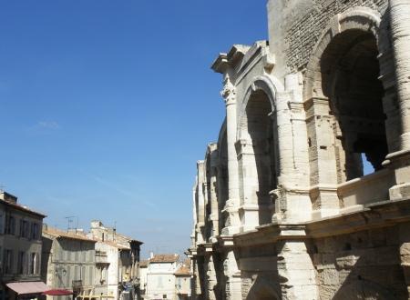 Arles France Amphitheatre
