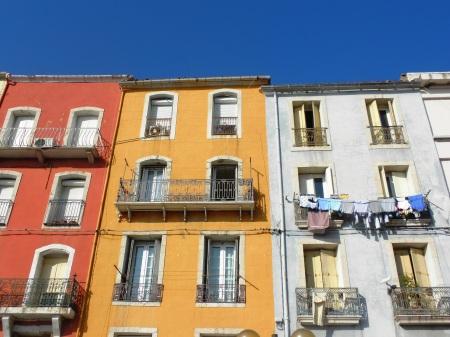 Setê France Coloured Houses
