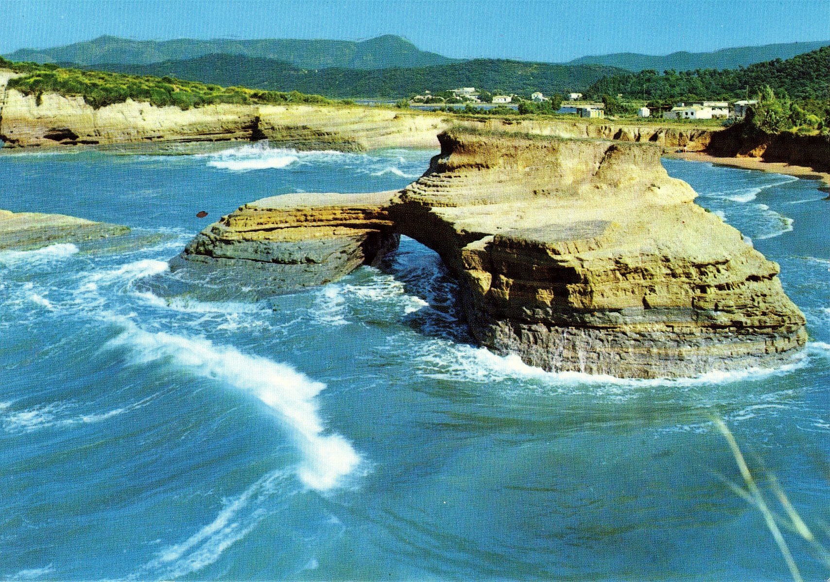 greece corfu sidari beach - photo #6