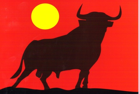 Spain Iconic Image Bull