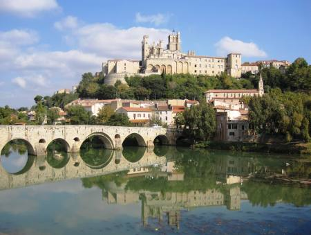 Beziers Languedoc France