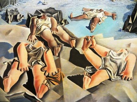 Dali Sunbathers Catalonia Figueres