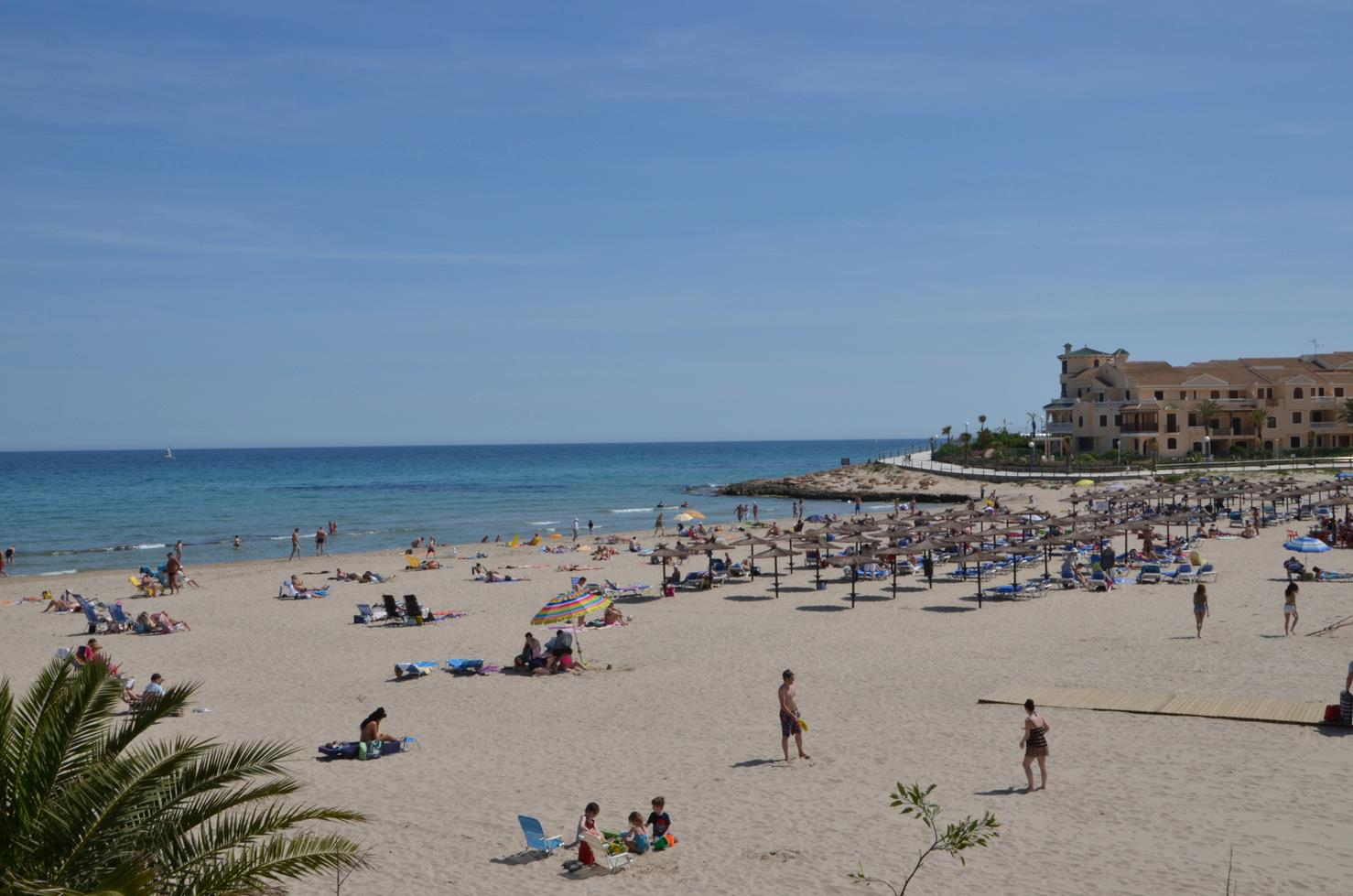 Spain costa blanca and the ex pats another bag more travel - La zenia torrevieja ...