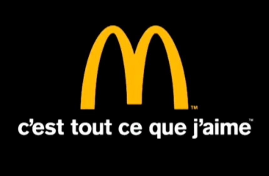 Restaurant Mcdonald S France