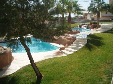 Las Ramblas Condominium and Pool