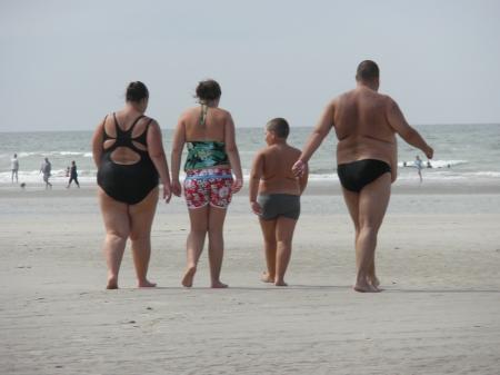 Berck Plage France Obesity
