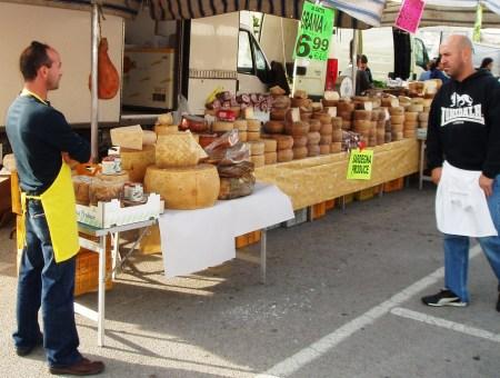 Alghero Cheese Market