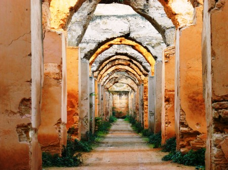Heri es Souani Meknes Morocco