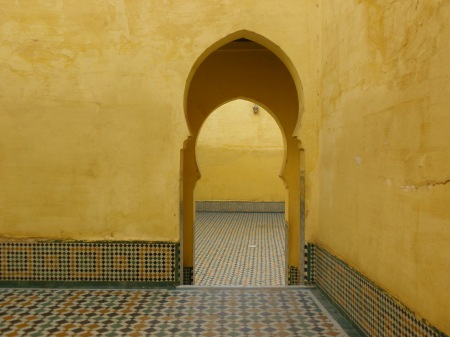 Meknes Morocco Temple