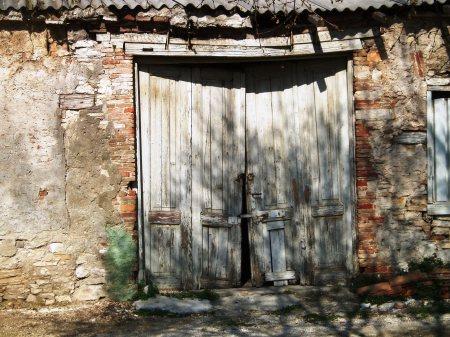 Pula Croatia Door