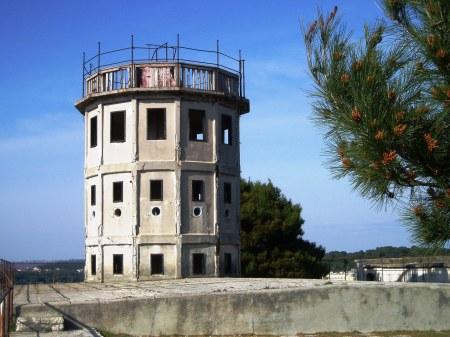 Venetian Castle Lighthouse Croatia