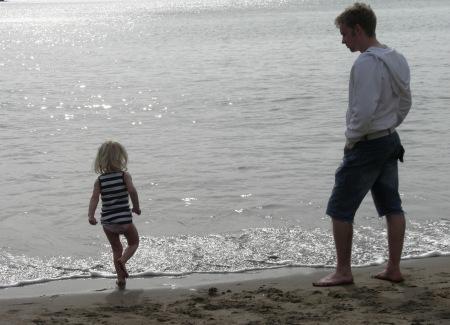 Mwnt Beach Cardigan Wales
