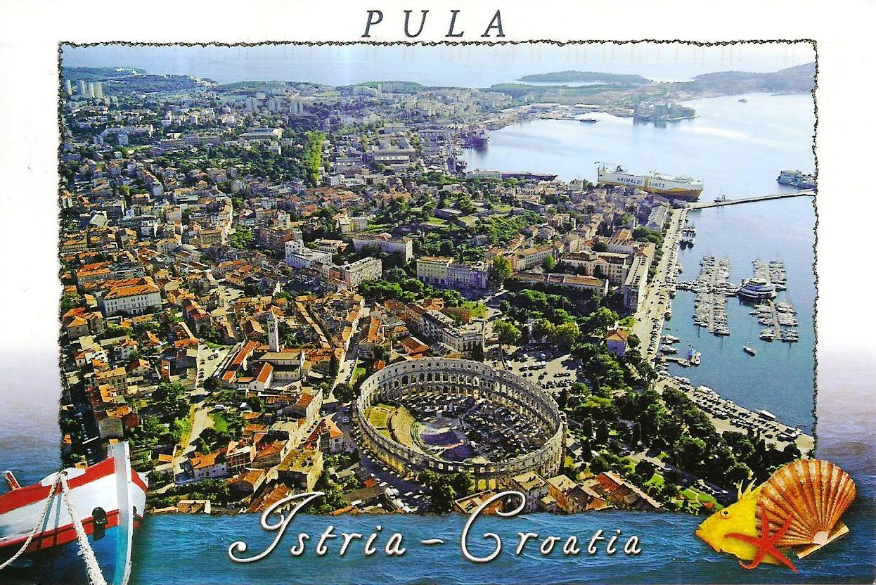 Pula Croatia  city photo : Pula, Croatia and the Roman Amphitheatre | Another Bag, More Travel