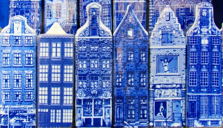 Amsterdam by Delft