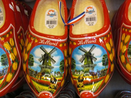 Clogs Amsterdam the Netherlands