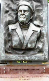 Lawrence Durrell Corfu Greece