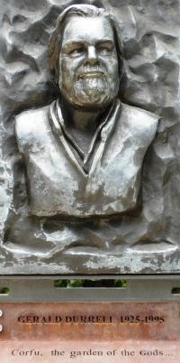 Gerald Durell Corfu Greece