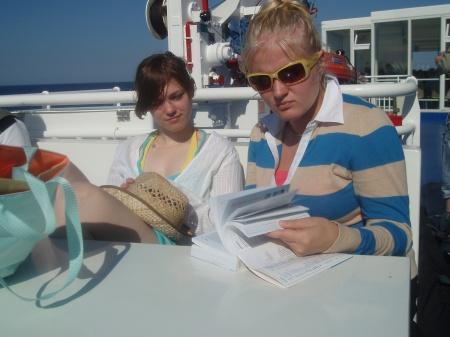 Blue Star Ferry Athens to Naxos