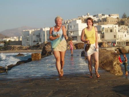 Naxos Dash Greece