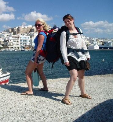 Greece Island Hopping Naxos