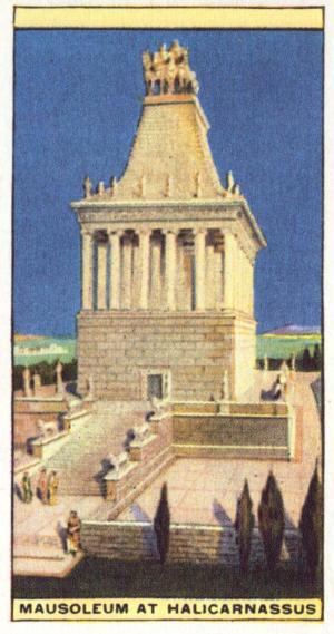 The Mausoleum at Halicarnassus Bodrum Turkey