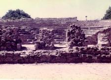 Kos Roman Theatre 1983